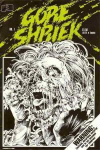 Gore Shriek #1 FN; FantaCo   save on shipping - details inside