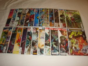 Lot of 25 DC Comics High Grade Bagged & Boarded L2