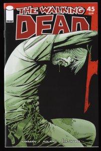 Walking Dead #45 NM 9.4