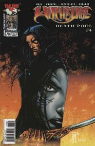 Witchblade #73B VF/NM; Image | save on shipping - details inside