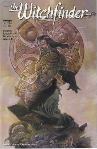 Witchfinder, The #1A VF/NM; Image | save on shipping - details inside