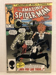 The Amazing Spider-Man #283  Combined Shipping on unlimited items!