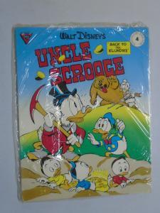 Walt Disney's Uncle Scrooge Adventures #4 - 8.5 VF+ - 1987