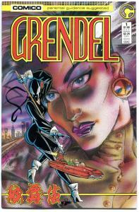 GRENDEL #1 2 3 4 5 6 7 8 9 10 11-20, VF/NM, 1986, Matt Wagner, 20 issues, Devil