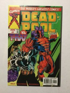 Deadpool 7 NM Near Mint