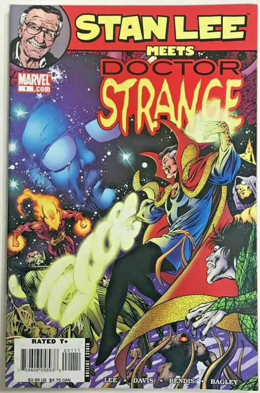 Doctor Strange #11 VF 2019 Stock Image