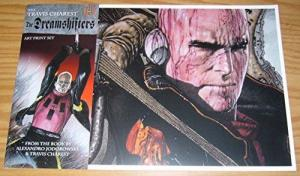 the Dreamshifters Art Print Set VF/NM travis charest - humanoids 2001 portfolio