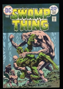 Swamp Thing #10 VF/NM 9.0