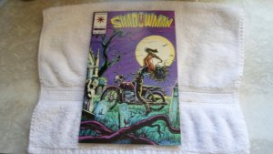 1994 VALIANT CONICS SHADOWMAN # 28