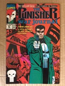 The Punisher War Journal #27