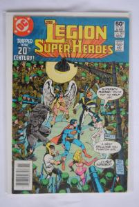 Legion of Super-Heroes 281