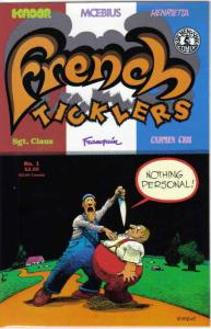 French Ticklers #1 FN; Kitchen Sink | save on shipping - details inside