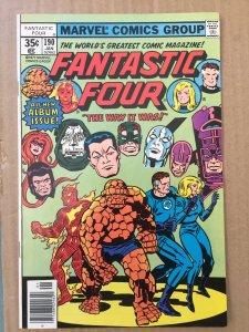 Fantastic Four #190