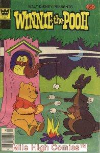 WINNIE THE POOH (1977 Series)  (GOLD KEY) #6 WHITMAN Fine Comics Book
