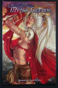 Grimm Fairy Tales Myths & Legends Vol Five Collection