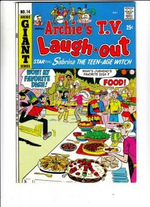 Archie's TV Laugh Out # 14 Strict NM- High-Grade Sabrina the Teenage Witch