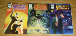 Green Hornet: Solitary Sentinel #1-3 VF/NM complete series now comics set lot 2