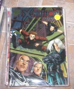 X- NATION 2099 # 1 MAR 1996 GENESIS X-MEN
