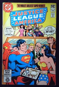 Justice League of America #187 (1981)