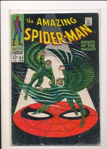 Marvel the Amazing Spider-Man #63 FAIR/GOOD (SRU025)
