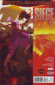 Siege (2015 series) #3, NM (Stock photo)