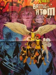 X-MEN BATTLE OF THE ATOM Promo Poster, 24 x 36, 2013, MARVEL, Unused 298