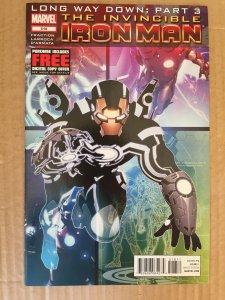 Invincible Iron Man #518 (2012)