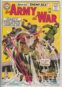 Our Army at War #153 (Apr-65) FN/VF+ High-Grade Easy Company, Sgt. Rock