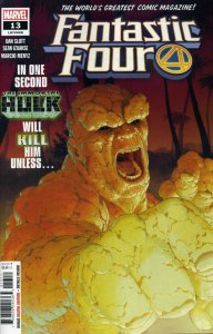 Fantastic Four (6th Series) #13 VF/NM; Marvel   save on shipping - details insid