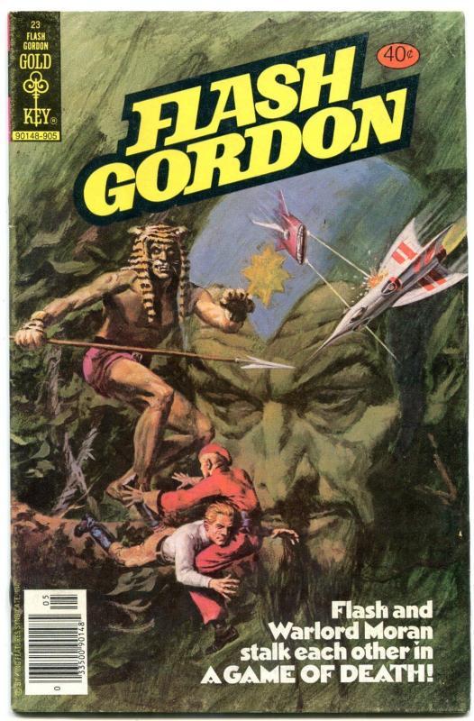 FLASH GORDON #23 1979-GOLD KEY FN