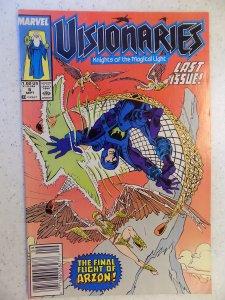 Visionaries #6 (1988)