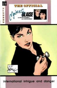 Official Modesty Blaise, The #1 VF/NM; Pioneer | save on shipping - details insi