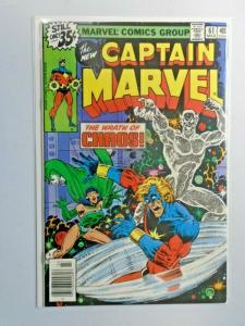 Captain Marvel #61 1st Series 6.0 FN (1979)