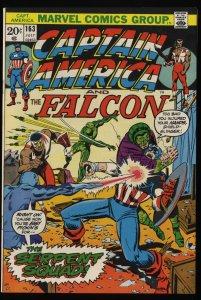 Captain America #163 NM 9.4 Marvel Comics 1st Serpent Squad!