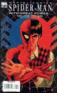 SPIDERMAN WITH GREAT POWER (2008) 1-6  complete series!