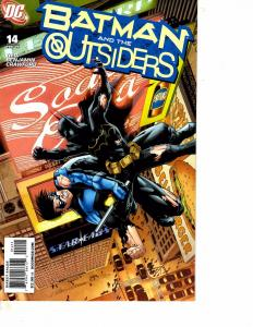 Lot Of 2 DC Comic Books Batman Outsiders #14 and Special #1  Superman MS20