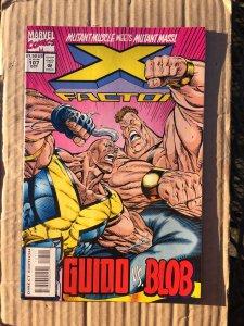 X-Factor #107 (1994)