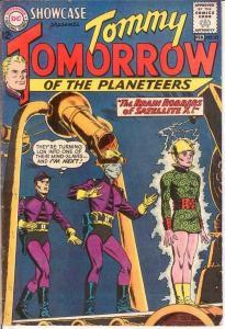 SHOWCASE 42 G+ TOMMY TOMORROW   February 1963 COMICS BOOK