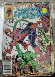 Amazing Spider-Man # 318 1989  SCORPION TODD MCFARLANE