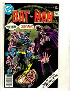 Batman # 290 FN- DC Comic Book Robin Joker Catwoman Gotham Penguin Ivy GK1