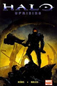 Halo: Uprising #3, NM + (Stock photo)