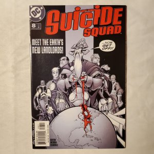 Suicide Squad 8 Very Fine+