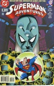 Superman Adventures 3  9.0 (our highest grade) 1997