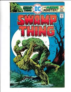Swamp Thing #20 (Oct-75) VF/NM High-Grade Swamp Thing