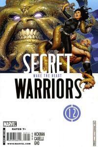 Secret Warriors (2009 series) #12, NM (Stock photo)