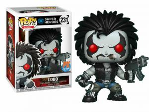 Funko POP Heroes Lobo PX Vinyl Figure - New!