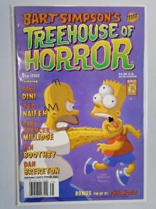 Treehouse of Horror #9 - see pics - 6.0 - 2003