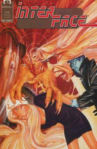 Interface #4 VF/NM; Epic | save on shipping - details inside