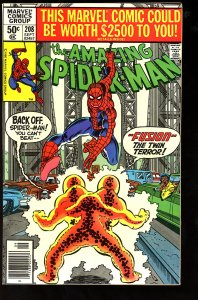 The Amazing Spider-Man #208 (1980)