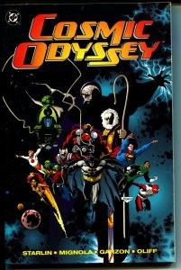 Cosmic Odyssey-Jim Starlin
